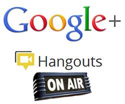 Tech Hangout via Google+ Hangouts